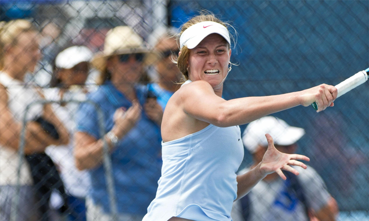 Hives claims ITF title with stellar performance in Toowoomba