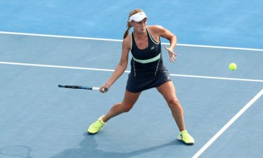 Zoe Hives claims first WTA victory on debut